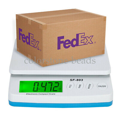 Electronic Postal Scale Digital Shipping Mail Packages Capacity Of 66lb30kg