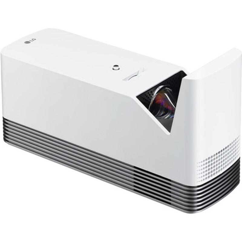LG HF85LA Short Throw Laser Smart Home Theater Projector, (Open Box)