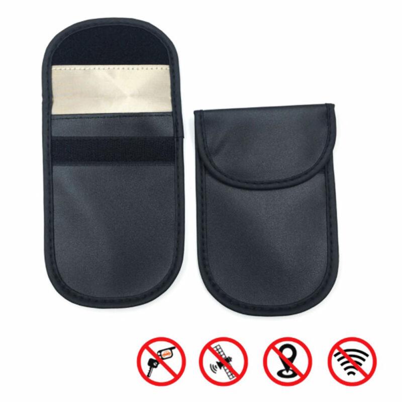 Safe Blocking Bag Phone Faraday Cage  Car Key  Signal Blocker Case Fob Pouch