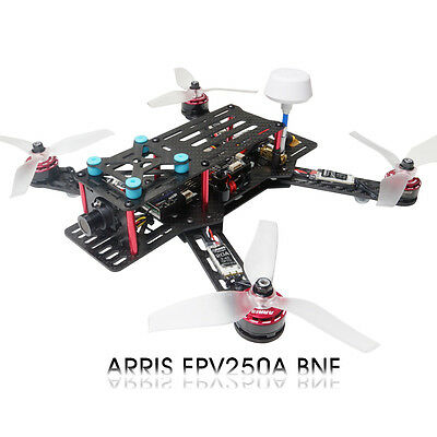 ARRIS FPV250 250mm FPV RC Mini Racing Drone Frisk Quadcopter BNF (Assembled)