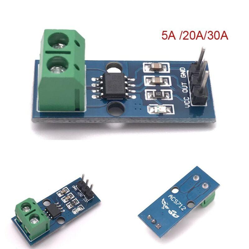 Details about Range Straight Needle 5V Measuring ACS712 Arduino Board  Current Sensor Module