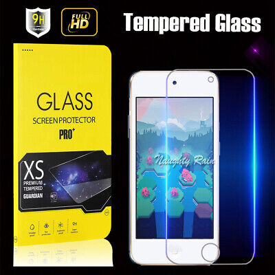 Tempered Glass Film Screen Protector Film Guard For Apple iPod Touch 5/6/7 2019 Ipod Touch Screen Protector