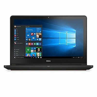 Dell Inspiron 15 6  4K Ips Touch Laptop Quad Core I7 16Gb Ram 1Tb 128Gb Ssd