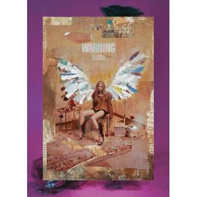 SUNMI - WARNING (Mini Album) CD+Photocard+Bookmark+Tracking no.