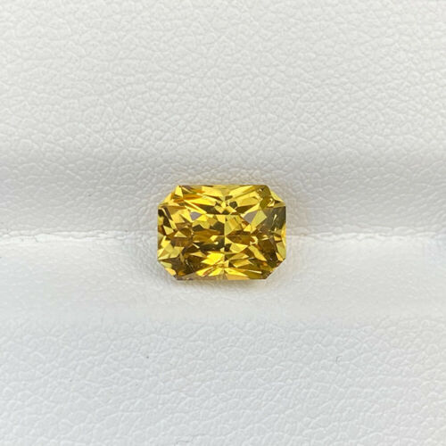 Certified Natural Unheated Green Chrysoberyl 2.78 Cts Octagonal Loose Gemstone