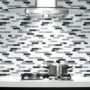 Oblong granite black silver kitchen and bathroom for Silver kitchen wallpaper