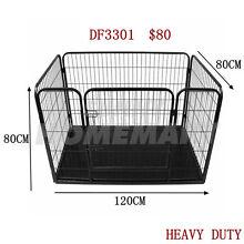 New Heavy Duty Pet Dog Cat Rabbit Playpen Enclosure Exercise Cage Richlands Brisbane South West Preview
