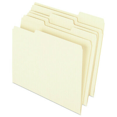 Pendaflex 74520 Earthwise By Pendaflex Recycled Paper File Folder Manila New