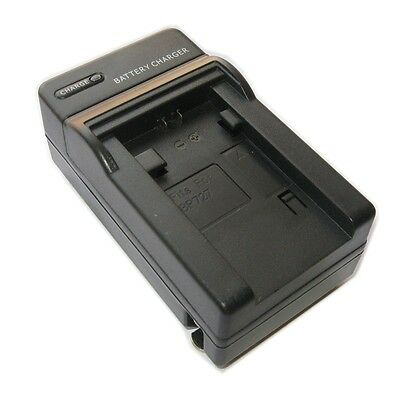 ACCBP-727 Battery Charger for CANON VIXIA HFR30 HFR32 HFR300 HFR40 HFR42 HFR400