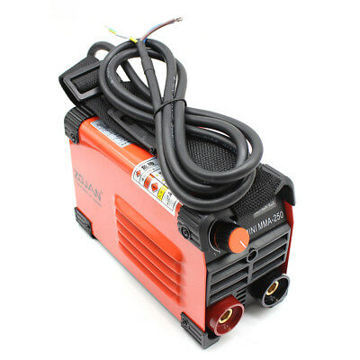 Arc Inverter Mini Welder Igbt 20-160a Handheld Welding Machine 220v Ac Motor Us