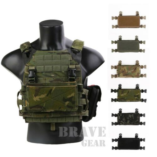 Emerson Chest Rig Swift Clip Placard Micro Fight Chassis MK4 W/556 Mag Insert