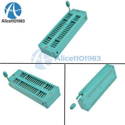 5pcs Narrow 40 Pin Universal Zif Test Dip Ic 3m Socket New