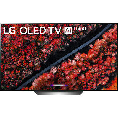 "LG OLED77C9PUB 77"" C9 4K HDR Smart OLED TV w/ AI ThinQ (2019 Model) - Open Box"