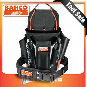 BAHCO 4750-EP-1 Electrician's Pouch with Quick Release Bahco Belt