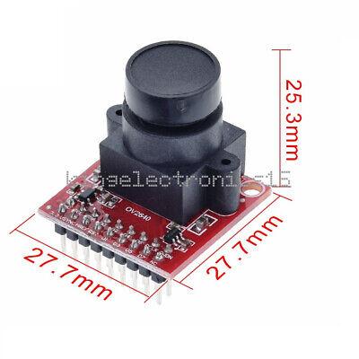 1pcs 3.3v Ov2640 2.0mp Mini Camera Shield Module Mini Diy Board For Arduino Uno