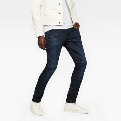 G-Star RAW Mens Revend Super Stretch Super Slim Skinny Jeans, W38 L34 Tall BNWT