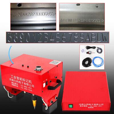 New Pneumatic Marking Machine Rotary Marking Machine For Vin Codechassis Number