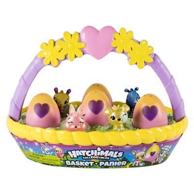 Toddler Boy Easter Basket (Easter Basket Hatchimals Eggs Kids Toddler Toy Spring Gift Party Boy Girl New)