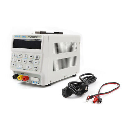 Dc Power Supply High Voltage Stability 3005d For Laboratories Production Lines