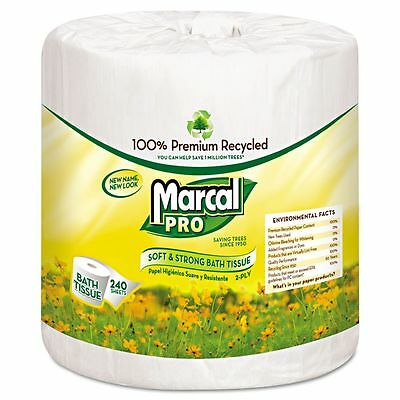 Marcal PRO 100% Premium Recycled 2 Ply Toilet Paper - MRC3001