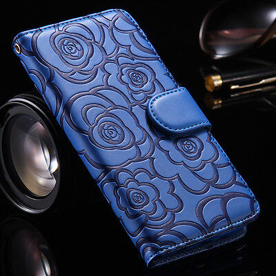 Luxury 3D Flower Women Wallet Case Leather Ultra Flip Cover Bag Fr iPhone 11 (Luxury For Women)