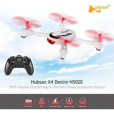 Genuine Hubsan X4 Desire H502E 720P Camera Drone GPS RTF RC Quadcopter Aircraft