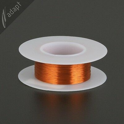 34 Awg Gauge Magnet Wire Natural 494 200c Enameled Copper Coil Winding