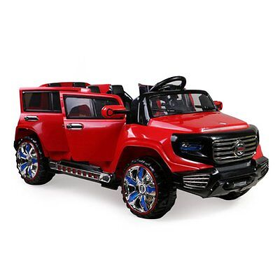 Best Ride On Cars 12V Battery Powered Big 2 Seater Suv Riding Toy  White  12