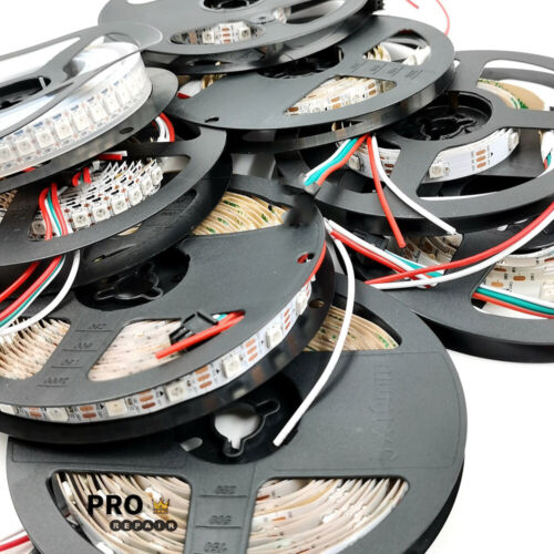 Bright 12V 5M 16.4ft 5050 RGB Waterproof SMD 300 LED Flexible Strip light Home & Garden