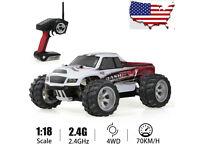 Wltoys A959-B Vortex A979-B MT 1:18 Complete Underbody Chassis Kit Free USA Ship