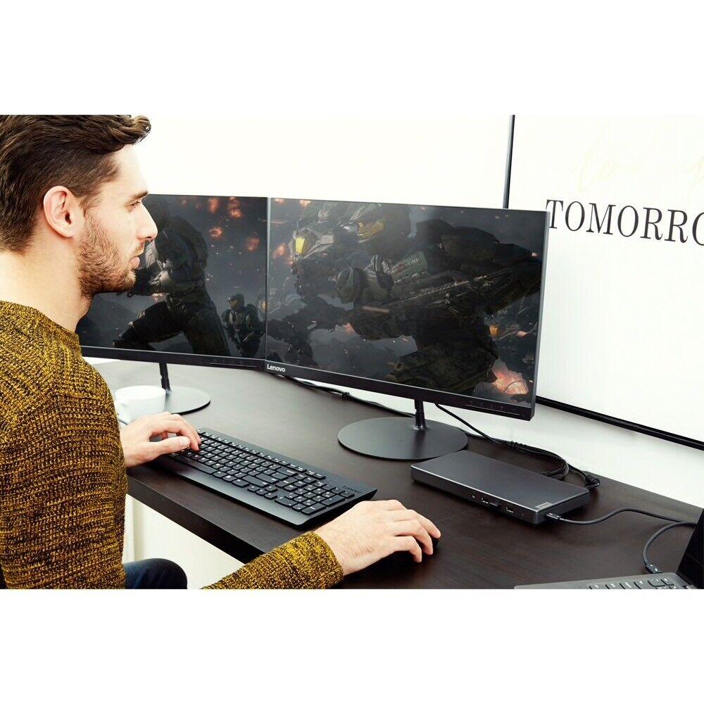Lenovo Thunderbolt 3 Graphics Docking Station | in Woking, Surrey | Gumtree