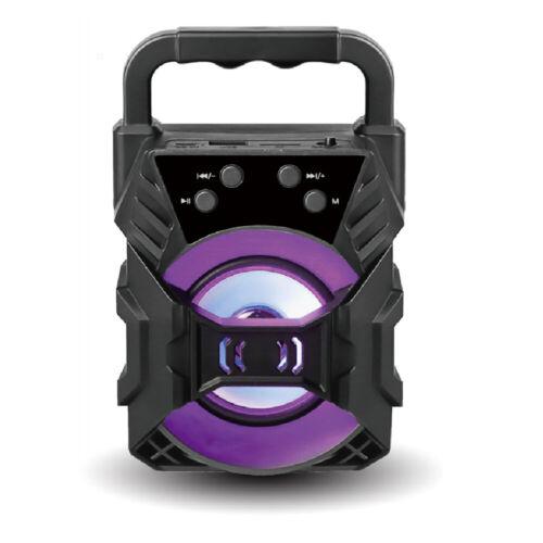 🔥Portable Mini Speaker, Bluetooth 400 Watt with Flashing Party Lights🔥