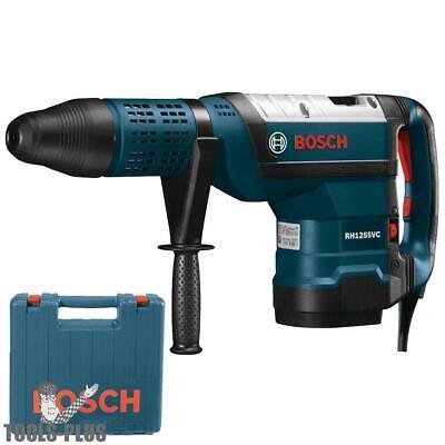 Bosch Rh1255vc 2 Sds-max Rotary Hammer New