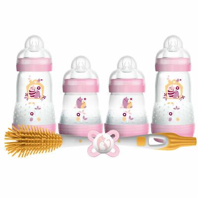 Easy Start Set - MAM GP0012G Easy Start Newborn Feeding Set Pink