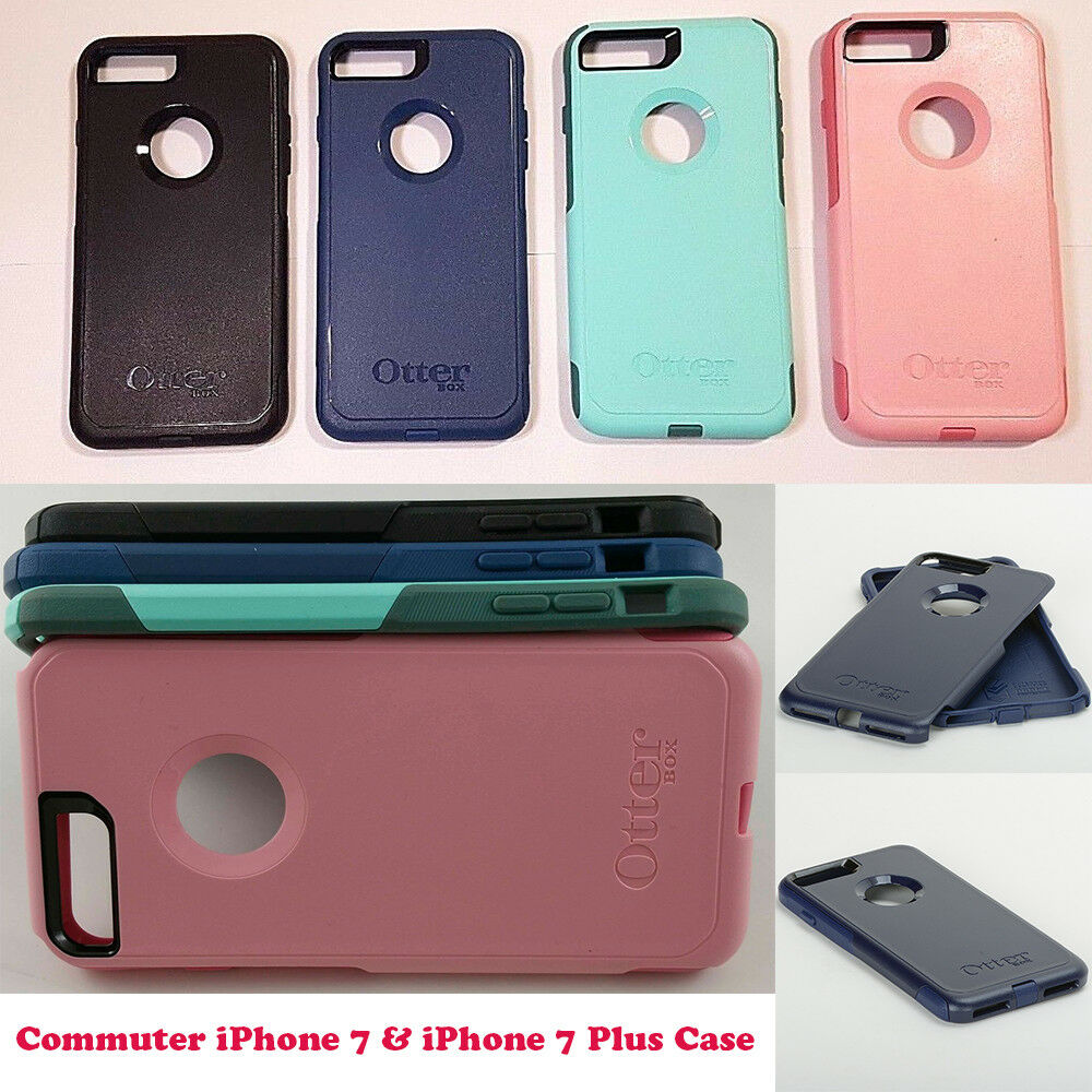 on sale a5214 6cf03 Details about OtterBox Commuter iPhone 7 Plus iPhone 8 Plus iPhone 7 iPhone  8 Snap Cover Case