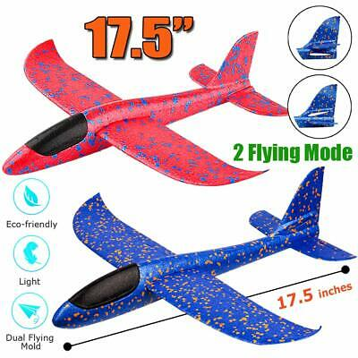 Airplane 2 Pcs,Outdoor Game Flying Toys for 3 4 5 6 7+ Year Old Boys Girls, Toys](Games For 4 Year Old)