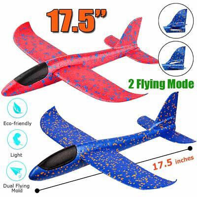 3 Year Old Games (Airplane 2 Pcs,Outdoor Game Flying Toys for 3 4 5 6 7+ Year Old Boys Girls,)