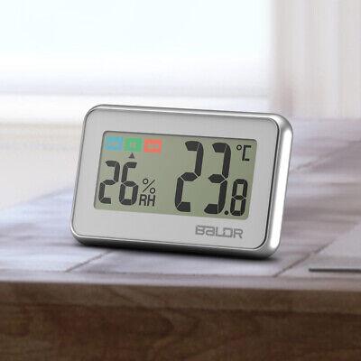 Baldr B0217 Mini Digital Indoor Thermometer Fridge Temperature Humidity Monitor