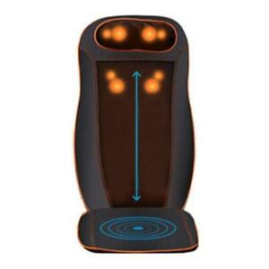 Kendal All in one Kneading Shiatsu Vibration Infrared Heating Seat Massage Cushion Massager for neck shoulder back lumba