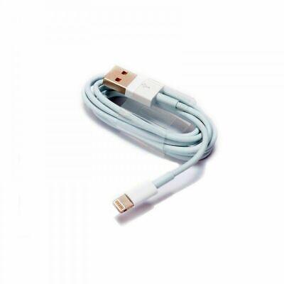 Cable USB Cargador y Datos para iPhone 5 5S 5C 6 6S...