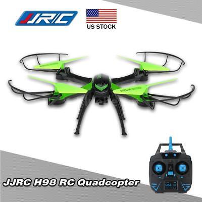 Original JJRC H98 4CH 6-Axis Gyro RC Quadcopter 0.3MP Camera 3D Flip Drone F3R3