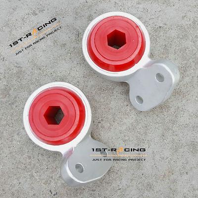 Front Lower Control Arm Bushings Kit For BMW E46 M3 330ci 328ci 323i 323ci 330i (3 Control Arm)