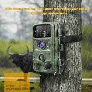 Best Trail Camera 14MP 1080P Infrared Night Vision Game Wildlife Doveton Casey Area Preview