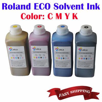 Calca 4l Compatible Roland Eco Solvent Ink Cmykpack