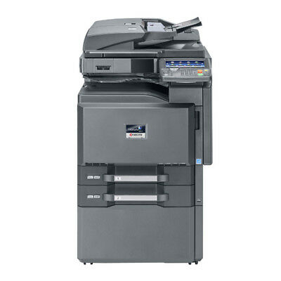 Kyocera Taskalfa 4501i Bw Laser Printer Copier Color Scanner A3 Mfp 3501i 5501i