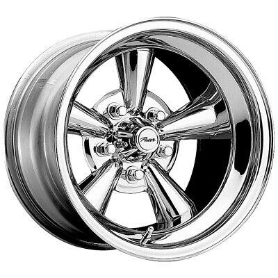 "4-Pacer 177C Supreme 15x8 5x4.75"" -22mm Chrome Wheels Rims 15"" Inch"