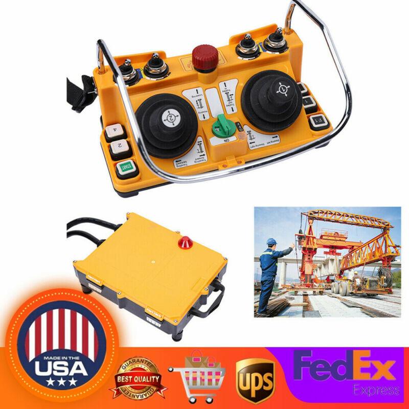 Industria Radio Remote Control Wireless Transmitter + Receiver for Hoist Crane