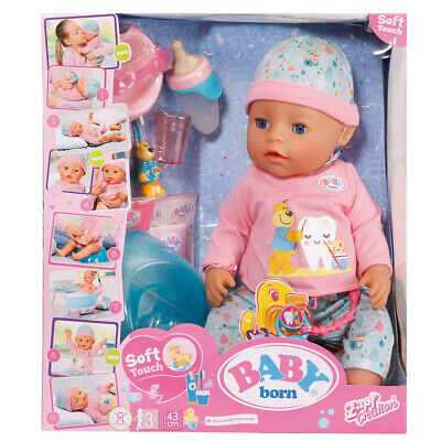 Baby Born Bath Soft Touch Girl 43cm Baby Doll tweedehands  verschepen naar Netherlands