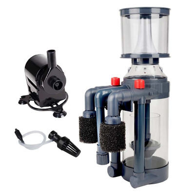 Aquatop Xyclone Protein Skimmer with Pump 370gph Up to 100gal  (Free - Gph Pump Skimmer