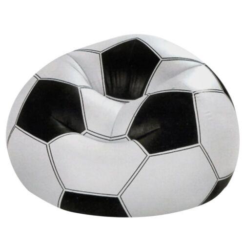 Intex Lounge Sessel Sport Fun Fussball 108 x 110 x 66 c… | 00078257685578